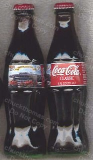 3 Rivers Stadium Commemorative COKE Bottle