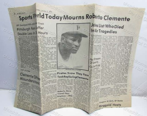 World Mourns Roberto Clip