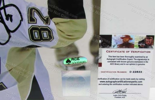 Penguin Captain Sidney Crosby Autographed 'Kiss the Cup' 8x10 Photo with an ACE COA
