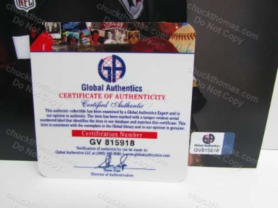 Dupree Global Certificate