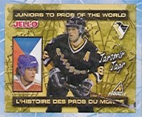 1998 JAGR Canadian Jello Box
