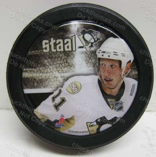 Jordan Staal Photo Puck