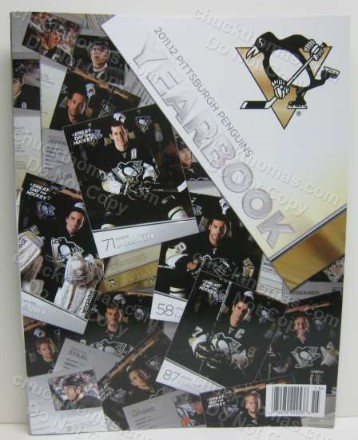 Penguins Hockey 2011 - 2012 Official Yearbook