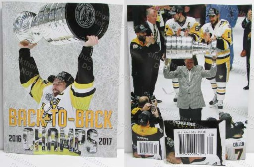 Penguins 2017 Champs Only Issue