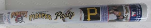 Pirates Baseball Party Banner