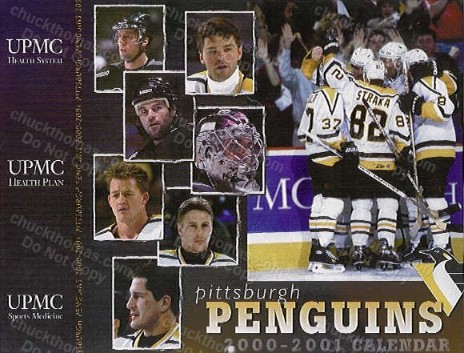 2000-01 Penguin Photo Calendar