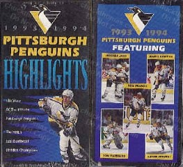 Pens 1993-94 Highlight Video