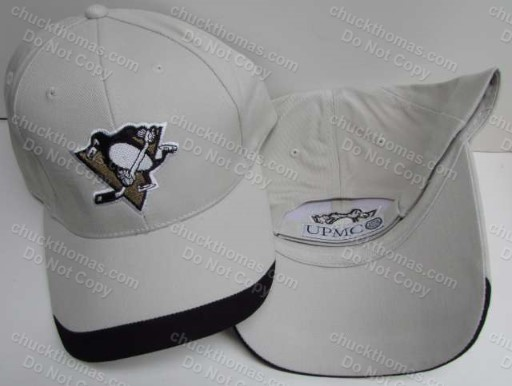 Penguin Ball Cap Creme Color 2004 Home Game Giveaway