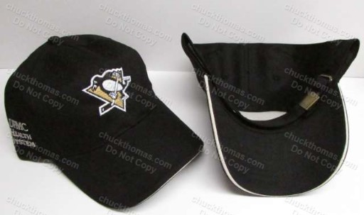 Penguin Black Cap UPMC Sponsor Home Game Giveaway
