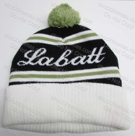 Labatt Beer Hockey Promo Hat