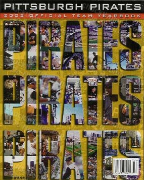 2002 Pirates Yearbook