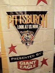 1994 Pittsburgh Pirates All Star Banner