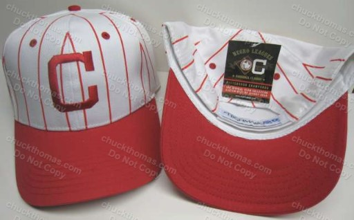 Pittsburgh Crawfords Negro League Cap