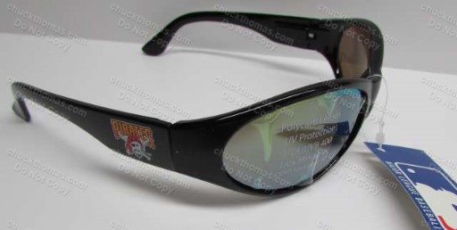 Pirates Baseball Logo UV Protected Adult Sunglasses