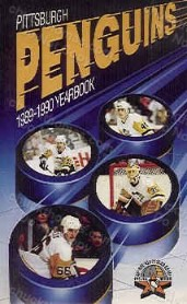 Penguins 1989-90 Media Guide and Yearbook