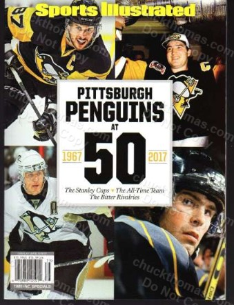 Penguins 2017 50 Years Sports Illustrated