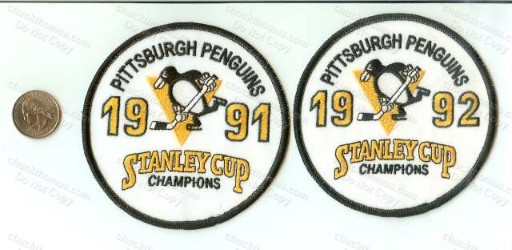 Stanley Cup Cloth Patches