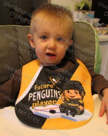 Penguin Hockey Future Player Bib