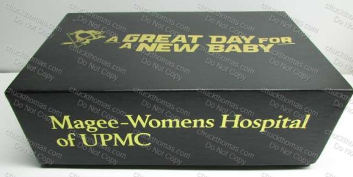 Magee Women's Hospital UPMC Newborn Baby Kit