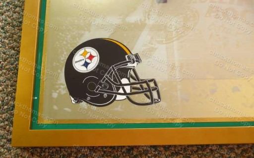 Steeler Tavern Mirror
