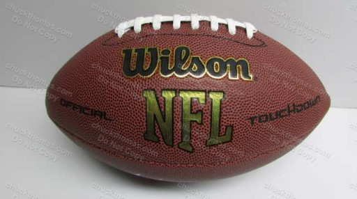 Le'Veon Bell Signed Wilson Football