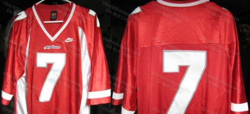 Ben Miami of Ohio Redhawks Jersey