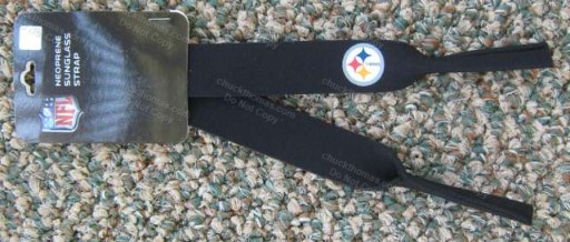 Steeler Sunglasses Strap