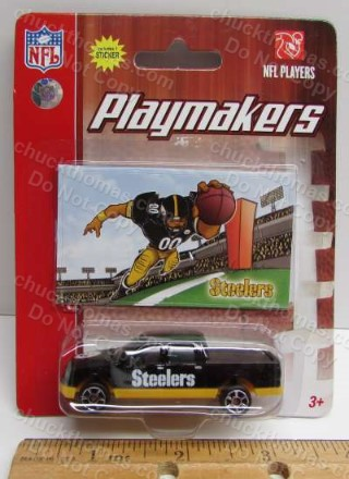 Steeler Ford F-150 Truck Miniature model