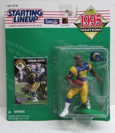 Jerome Bettis 1995 Starting LineUp