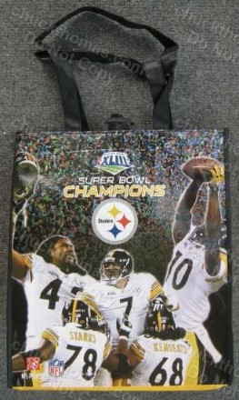 Steeler SBXIII Reusable Shopping Bag