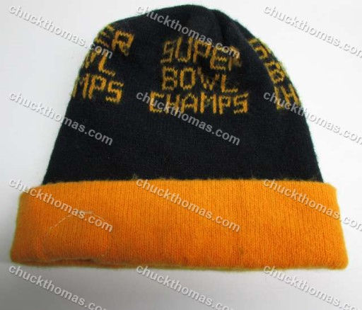 Training Camp 1975 Steelers Knit Hat