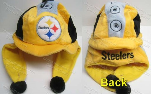 Steeler Soft Helmet Hat