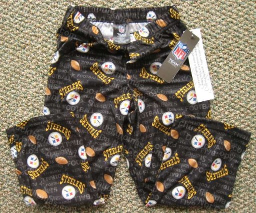 Steeler Soft Kids Pajama Pants