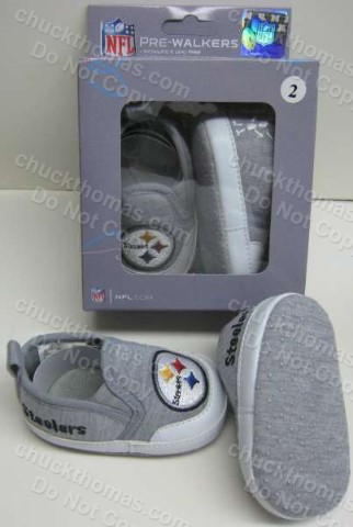 Steeler Baby Pre Walker Shoes