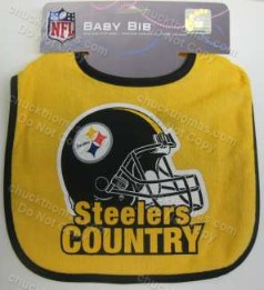 Steelers Country Bib