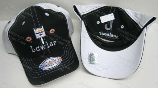 Steeler Toddler Bawler Cap