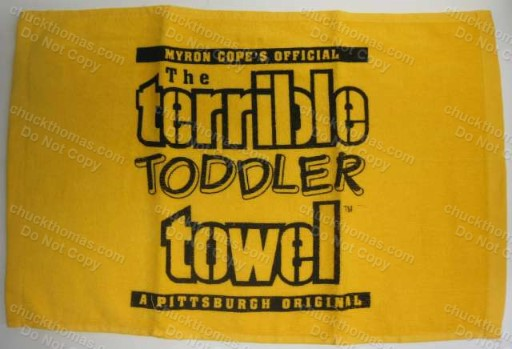 Steeler Toddler Terrible Towel