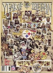 1992 Steelers Yearbook