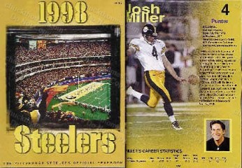 1998 Steelers Yearbook
