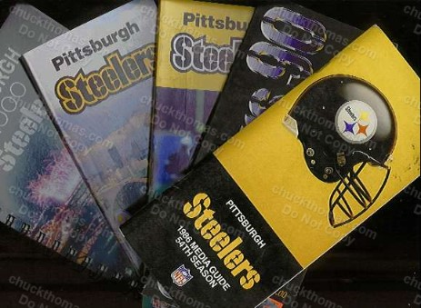 Steeler Media Guides