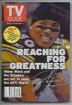 Hines Ward TV Guide