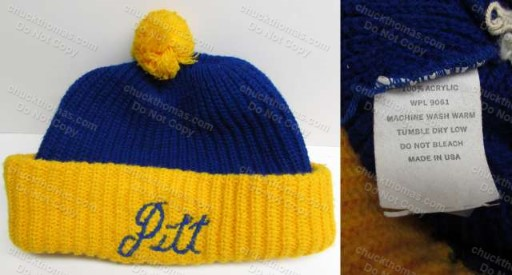 University of Pittsburgh OLD Tossle Hat