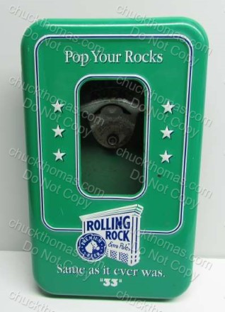 Pop Your Rocks  Wall Opener