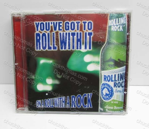 Rolling Rock CD from England