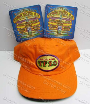 Town Fair 2.0 Ball Cap and Coasters
