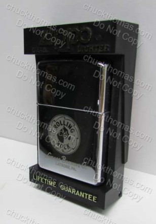 Latrobe Brewing Company Cigarette Zippo Lighter